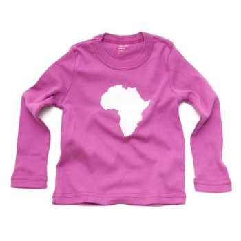 Toddler Long Sleeve Magenta